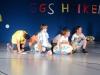 GGS Heikendorf - Tanzprojekt -  Aufführung