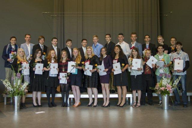 Abschlussklasse 10a 2013