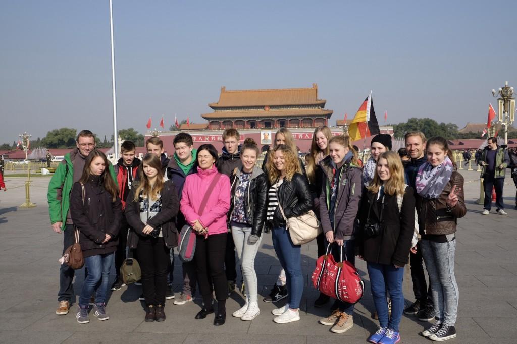 Tiananmen Gruppe