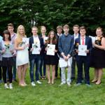 GGS Heikendorf - Abschlussfeier 2015